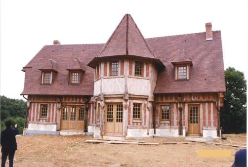 フランスノルマンジーの現地を視察