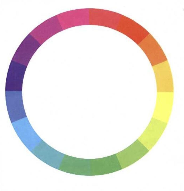 カラー計画